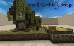 Small Gothic Cottage Minecraft Map & Project