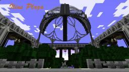Ilius Plaza Minecraft Map & Project