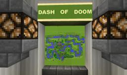 Dash of Doom - as seen on Minecraft Realms Minecraft Map & Project