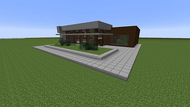 Скачать Карту Банк Для Minecraft - фото 11