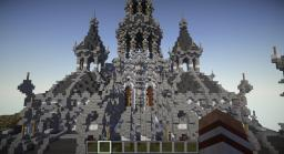 Some Palace. Minecraft