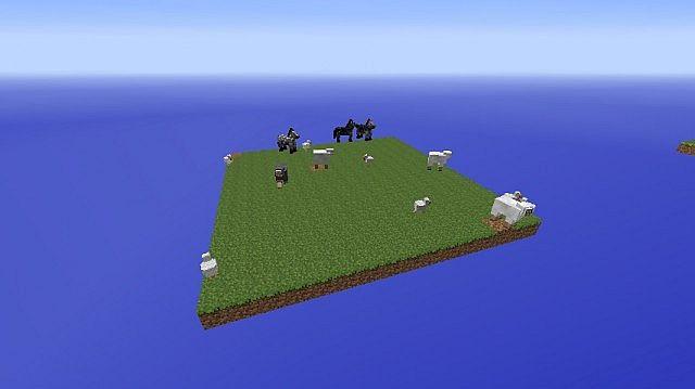 Mobs Island Daytime
