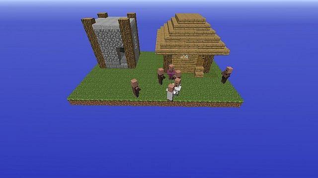 Villagers Island