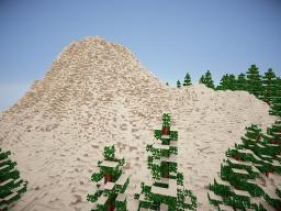 Milian Tundra [ Custom Terrain ] Minecraft Map & Project