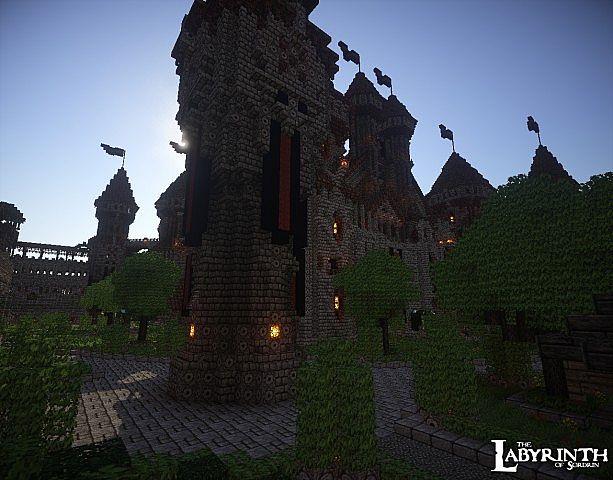The Castle of Sordrin