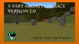 5-Part Marathon Race, Version 2.0 Minecraft Project