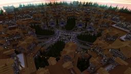Ménkǒu - The doorway between realities Minecraft Map & Project