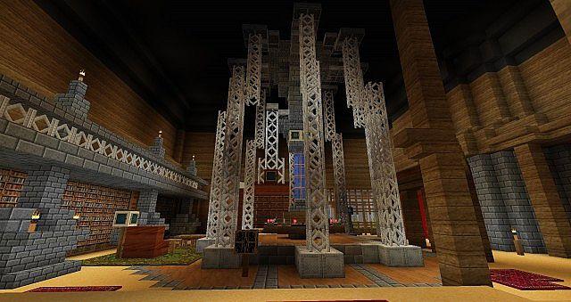8th TARDIS Control Room by Drakelx555