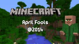 Minecraft April Fools @2014 | Villager Infection Minecraft