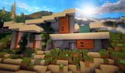 Richelieu | Euclid Residence | Contemporary Minecraft Project