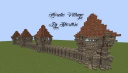 Nordic village Minecraft Map & Project
