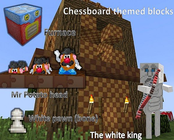 chesspage [1.9.4/1.8.9] [32x] Toyland Texture Pack Download