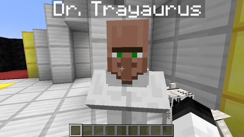 Dr. Trayaurus   TheDiamondMinecart Wiki   FANDOM powered ...