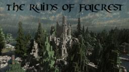 The Ruins of Falcrest Minecraft Project
