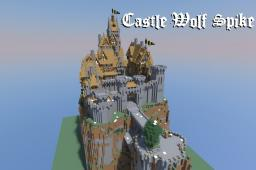 Castle Wolf Spike Minecraft Project