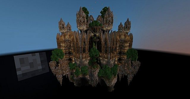 house of nature minecraft project