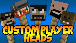 How To Make Custom Heads In Minecraft Minecraft Blog Post