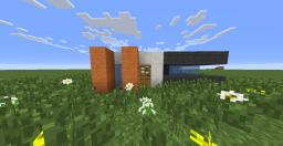 House Inspire Minecraft Map & Project