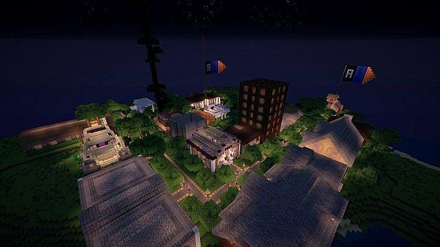 Azurewood Town