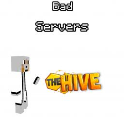 Bad Servers - Make Them Better Minecraft Blog