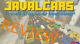 Radical's Rants #1: JavalCars (Mod Review) Minecraft