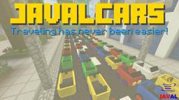 JavalCars / Drive cars in Minecraft! / 1.7.10 Coming Soon! / Forge Compatible