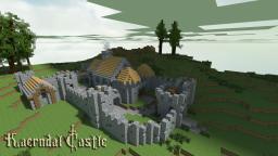 Kaerndal Castle Minecraft