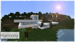 Harmony, a Modern Mansion Minecraft Map & Project
