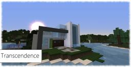 Transcendence, a Simplistic House Minecraft Map & Project