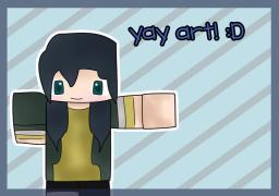 Fox - Blog of art! ha! c: Minecraft Blog