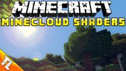Minecraft MINECLOUD SHADERS! BEAUTIFUL MINECRAFT Minecraft