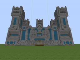 Multiple Tower Castle/Building