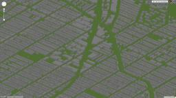 New York City 1:1 Minecraft Map & Project