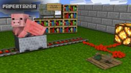 Papertazers Art [Piece 3] Minecraft