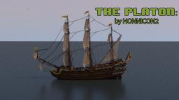 The Platon: : Galleon Federation Ship Minecraft Project