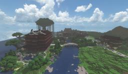 TempleFair 廟會 Minecraft