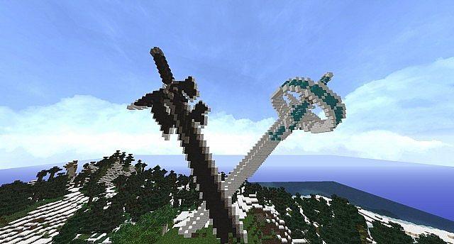sword art online swords