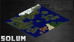 Solum - 15k * 15k custom terrain Minecraft Project