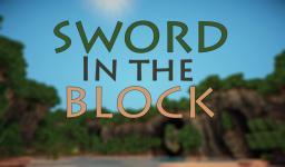 Sword In The Block [Official server texturepack] [1.7.4] [32x] Minecraft
