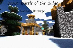 Battle of the Bulge: Surviving Bastogne, WW2 Challenge Map