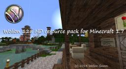 Wolion 128 HD recource pack [128x] [1.7.x]