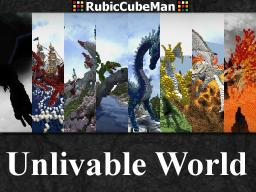 Unlivable World Minecraft Map & Project