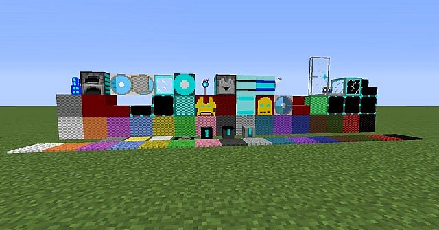 Most of the blocks
