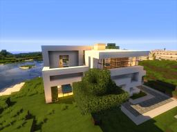 Modern House #3 | -Download- Minecraft Map & Project