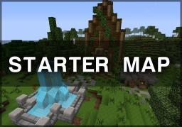 [1.7][1.8] Starter Map Minecraft