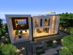 Modern House #2 | -Download- Minecraft Map & Project