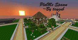 Plot spawn Minecraft Map & Project
