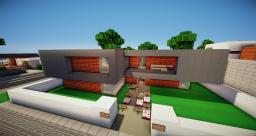 Post Modern House | WoK Minecraft Map & Project