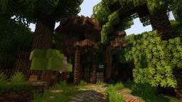 Custom Jungle repository Minecraft Map & Project
