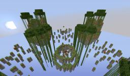 Skywars - Jungle Debris Minecraft Map & Project